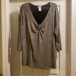 Jaclyn Smith For Women 2X Shirt